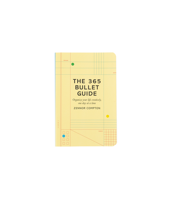 The 365 Bullet Guide Book