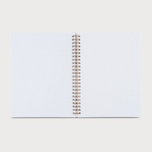 Dot Grid Workbook - Notebooks + Memo - Appointed