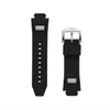 SWOLE Band Kit - Black with Silver Buckle for Original 43mm