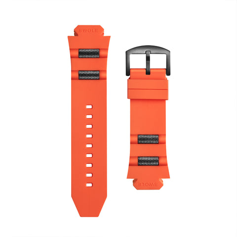 Band Kit - Orange <br><span>(Compatible with 50mm)</span>
