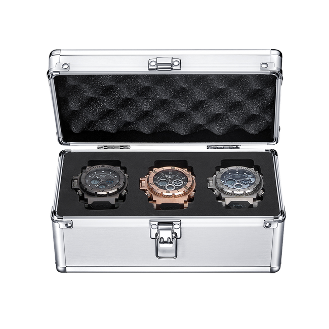 SWOLE 3 watch case (box only) - V5 50mm