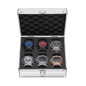 6 watch case (box only) - V5 50mm