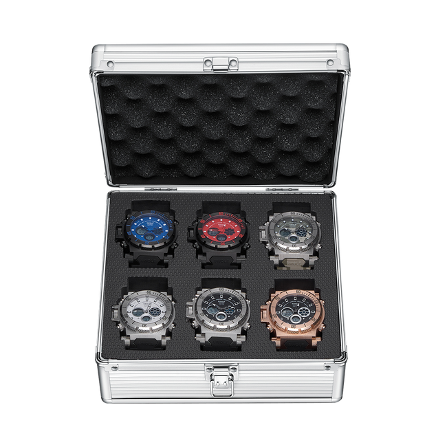 SWOLE 6 watch case (box only) - V5 50mm