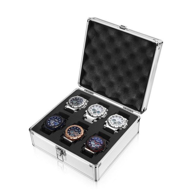 6 watch case (box only) For Right Crown Watches
