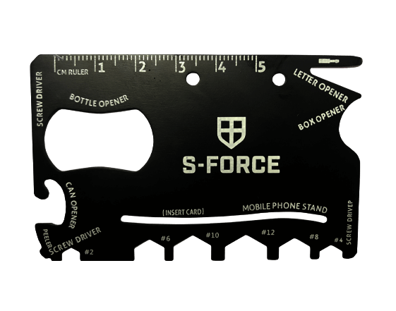S-Force Band - Black