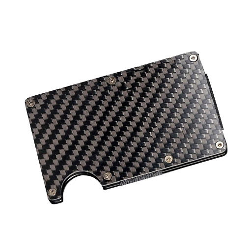 Carbon wallet gift