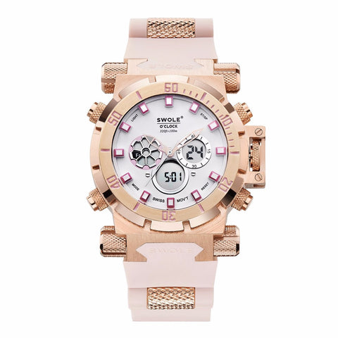 Watches For Women - Cleopatra-Rose 43mm V4