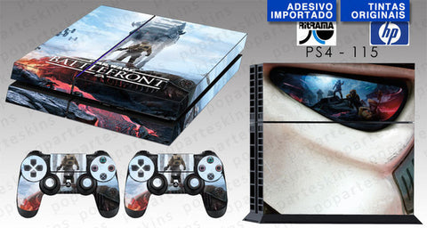 PS4 skin - star wars battlefront
