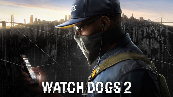 POSTER - Poster Watch Dogs 2 #B - Pop Arte Skins Adesivos
