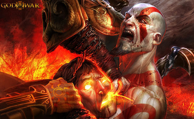 POSTER - Poster God Of War 3 #6 - Pop Arte Skins Adesivos