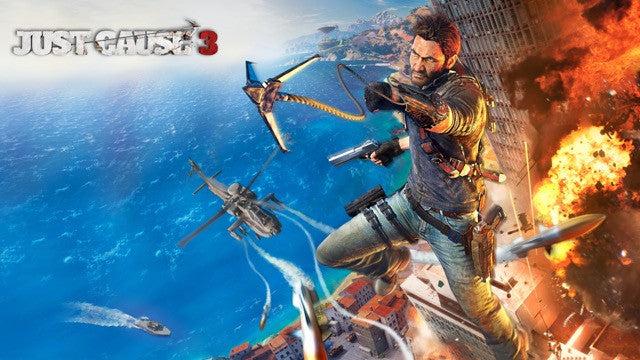 POSTER - Poster Just Cause 3 #C - Pop Arte Skins Adesivos
