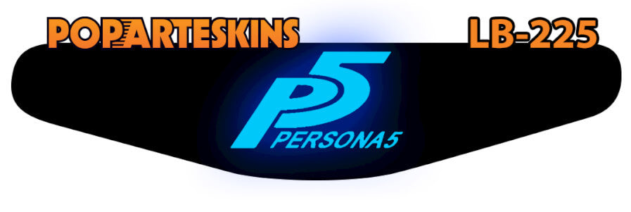 PS4 Light Bar - Persona 5