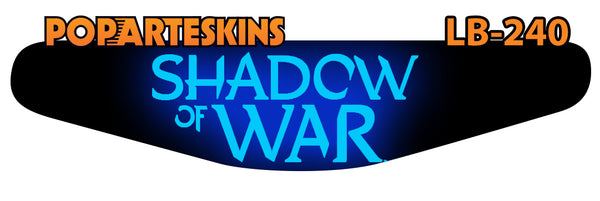 PS4 Light Bar -  Shadow of war