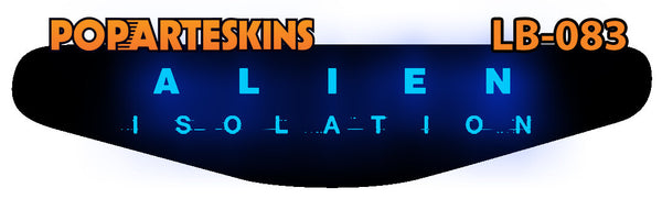 PS4 LIGHT BAR - PS4 Light Bar - Alien Isolation - Pop Arte Skins Adesivos