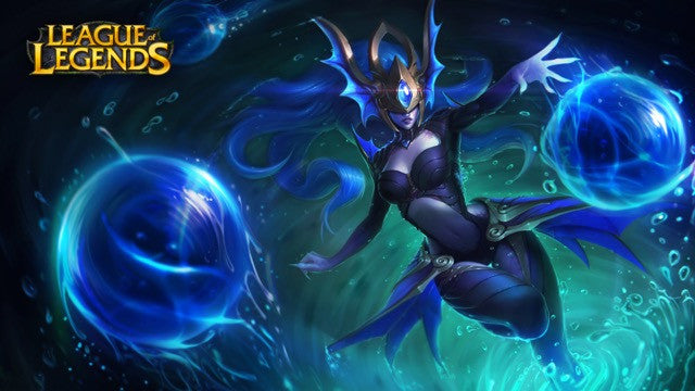 POSTER - Poster League of Legends #R - Pop Arte Skins Adesivos