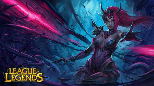 POSTER - Poster League of Legends #W - Pop Arte Skins Adesivos
