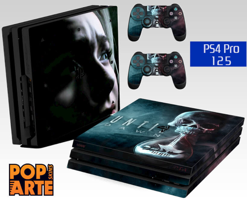 PS4 PRO SKIN -  Until Dawn