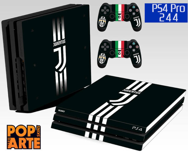 PS4 PRO SKIN - Juventus Football Club