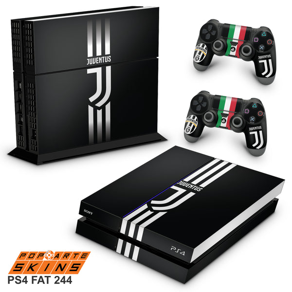 PS4 SKIN - Juventus Football Club