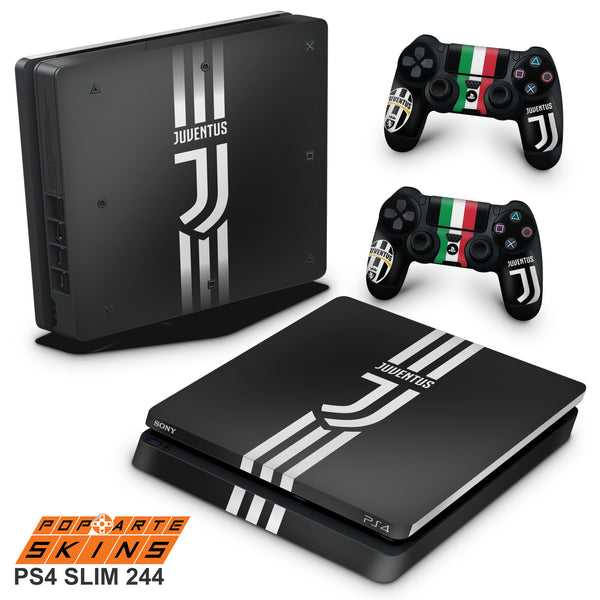 PS4 SLIM SKIN - Juventus Football Club