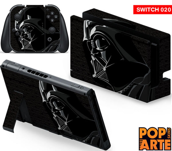 Nintendo Switch Skin - Darth Vader