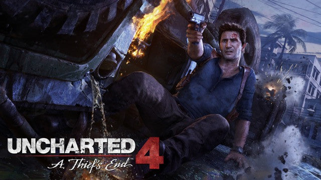 POSTER - Poster Uncharted 4 #A - Pop Arte Skins Adesivos