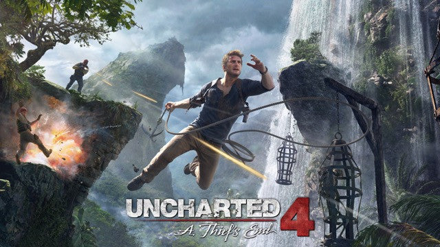 POSTER - Poster Uncharted 4 #B - Pop Arte Skins Adesivos