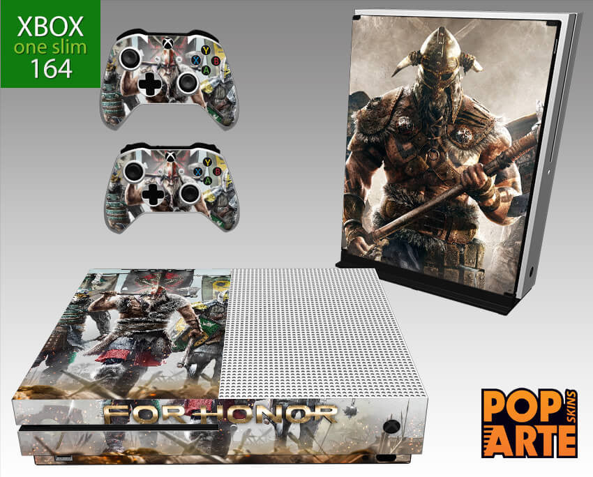 XBOX ONE SLIM SKIN - For Honor