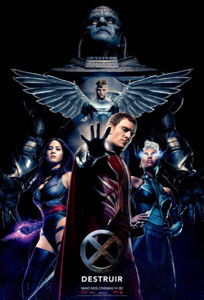 Poster X-Men: Apocalipse #C