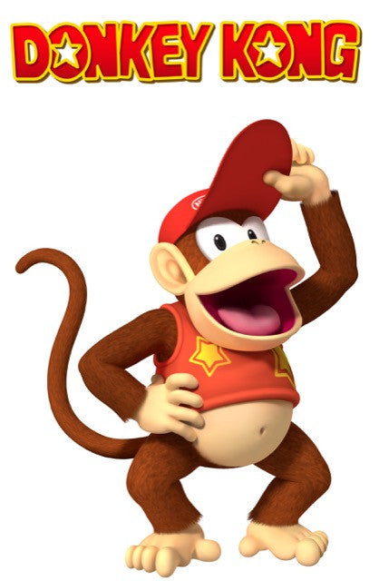 POSTER - Poster Donkey Kong #D - Pop Arte Skins Adesivos