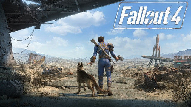 POSTER - Poster Fallout 4 #D - Pop Arte Skins Adesivos