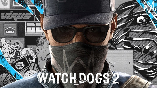 POSTER - Poster Watch Dogs 2 #D - Pop Arte Skins Adesivos