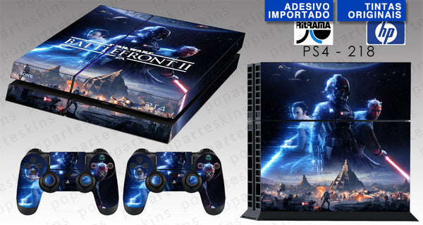 PS4 SKIN - Star Wars - Battlefront 2