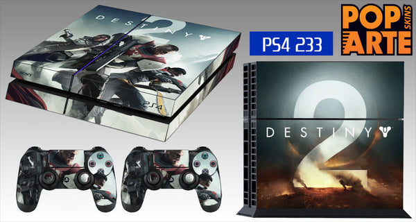 PS4 SKIN - Destiny 2