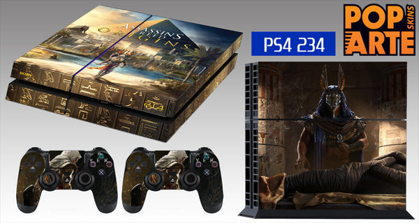 PS4 SKIN - Assassin's Creed: Origins