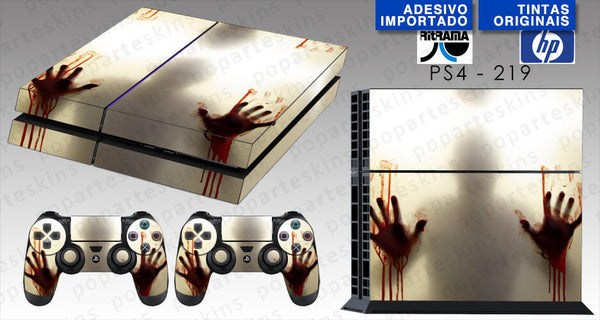 PS4 SKIN - Fear The Walking Dead