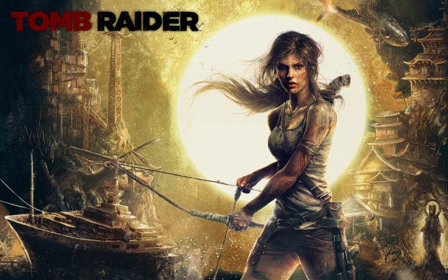POSTER - Poster Tomb Raider #G - Pop Arte Skins Adesivos