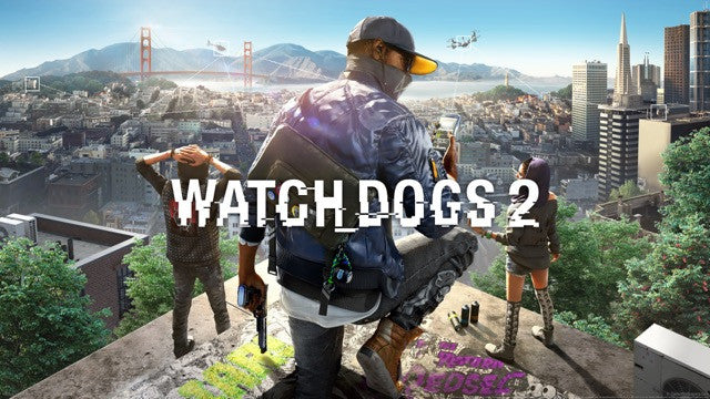 POSTER - Poster Watch Dogs 2 #A - Pop Arte Skins Adesivos