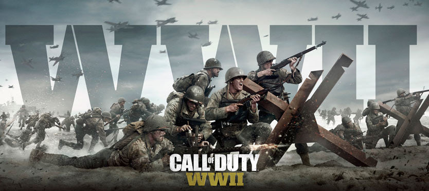 Poster Call of Duty: World War 2 #B
