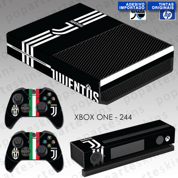 XBOX ONE SKIN - Juventus Football Club