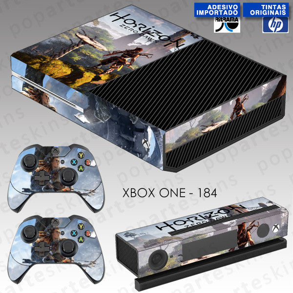 XBOX ONE SKIN - Horizon Zero Dawn