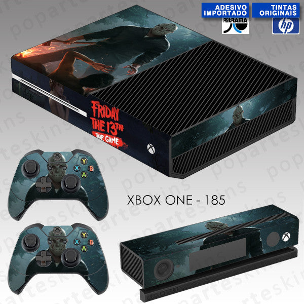 XBOX ONE SKIN - Friday the 13th The game  Sexta-Feira 13