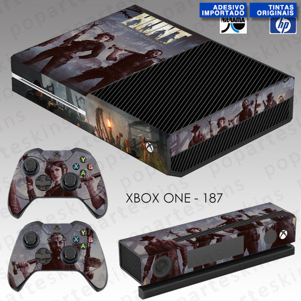 XBOX ONE SKIN - Hunt: Horrors of the Gilded Age