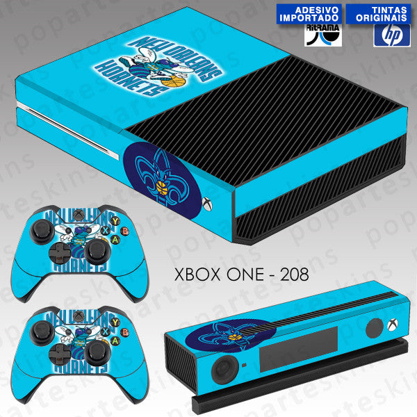 XBOX ONE SKIN - New Orleans Hornets - NBA