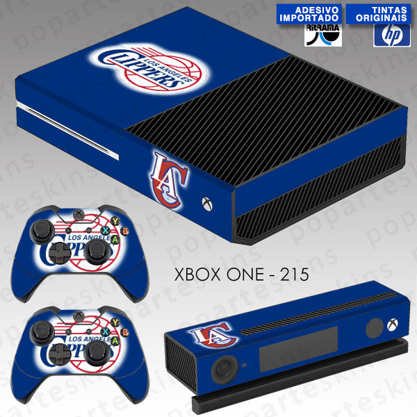 XBOX ONE SKIN - Los Angeles Clipers - NBA