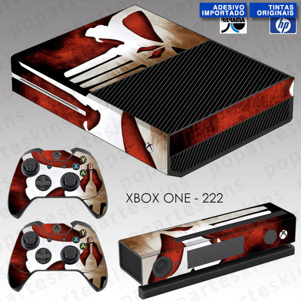 XBOX ONE SKIN - The Punisher Justiceiro