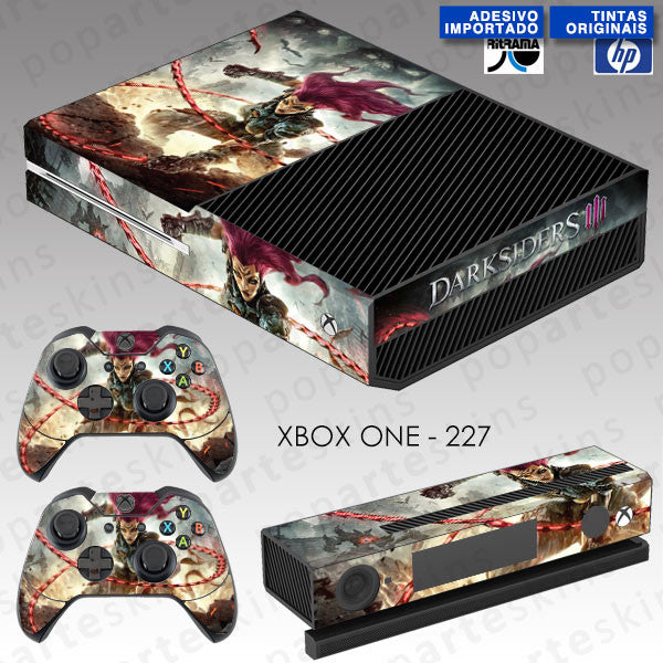 XBOX ONE SKIN - Darksiders 3