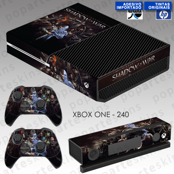 XBOX ONE SKIN - Shadow of War