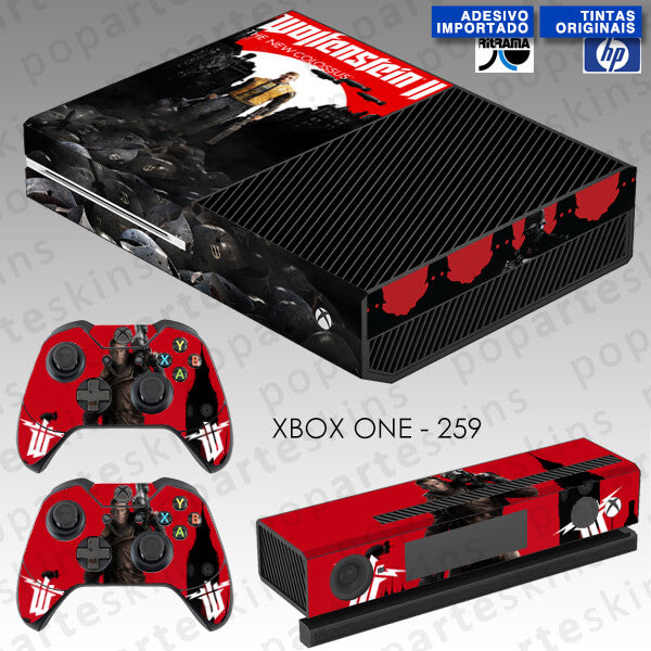 XBOX ONE SKIN - Wolfenstein 2 New Order