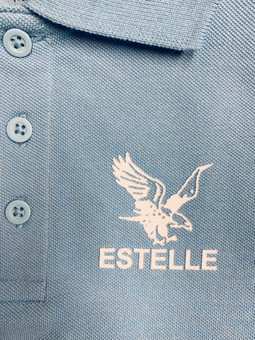 Estelle Light Blue Polo